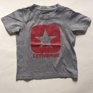 Converse 3T toddler boy short sleeve top, t-shirt